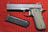 "STI The Tactical SS 5.0 8+1 45ACP 5.01"" 1911 Pistol w One Mag"