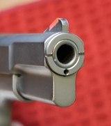 Jim Hoag Hard Chrome Browning Hi Power 9mm BHP - 7 of 25