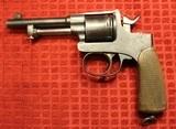 Rast & Gasser M1898 1898 8mm Rast & Gasser Caliber Revolver