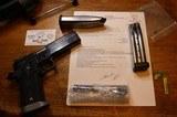 Bob Marvel Custom STI 2011 38 Super and 9mm Barrel 1911 Handgun - 1 of 25