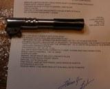 Bob Marvel Custom STI 2011 38 Super and 9mm Barrel 1911 Handgun - 4 of 25