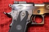 Bob Marvel Custom STI 2011 38 Super and 9mm Barrel 1911 Handgun - 7 of 25