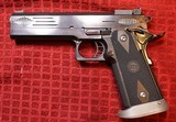 Bob Marvel Custom STI 2011 38 Super and 9mm Barrel 1911 Handgun - 14 of 25