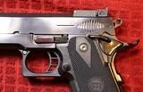 Bob Marvel Custom STI 2011 38 Super and 9mm Barrel 1911 Handgun - 16 of 25