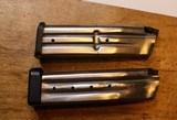 Bob Marvel Custom STI 2011 38 Super and 9mm Barrel 1911 Handgun - 3 of 25