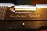 Bob Marvel Custom 38 Super 1911 Pistol - 25 of 25