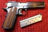 Bob Marvel Custom 38 Super 1911 Pistol