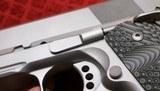 Elite Warrior Armament 1911 38 Super 9mm Stainless Steel Rail Pistol - 14 of 25
