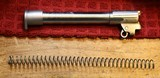 Elite Warrior Armament 1911 38 Super 9mm Stainless Steel Rail Pistol - 3 of 25