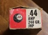 .44 AUTO MAG. CDM 50 Rounds in Original Box 240 Grain JHP - 2 of 14
