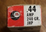 .44 AUTO MAG. CDM 50 Rounds in Original Box 240 Grain JHP - 4 of 14