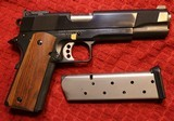 Kim Ahrends Custom 1911 45ACP Full Size - 1 of 25