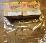 Hornady® Custom Pistol 9 mm Steyr 115 Gr. FMJ 25 Rounds per box Two Boxes or 50 Rounds Total
