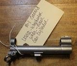 Original M1 Garand Gas Cylinder, Winchester, Wide Base, Wartime WW2 WWII 30.06 - 1 of 25