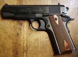 Colt Commander Series 1911 80 9mm Blue Semi Auto Handgun with NO box or paperwork - 5 of 25