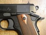 Colt Commander Series 1911 80 9mm Blue Semi Auto Handgun with NO box or paperwork - 7 of 25