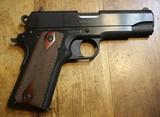 Colt Commander Series 1911 80 9mm Blue Semi Auto Handgun with NO box or paperwork - 1 of 25