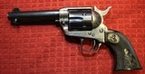 Colt Single Action Custom Tuned by Bob Munden (The Fastest Gun Who Ever Lived Fame), Cal. .45 LC - 4 of 25