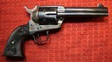 Colt Single Action Custom Tuned by Bob Munden (The Fastest Gun Who Ever Lived Fame), Cal. .45 LC - 8 of 25
