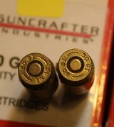 Guncrafter Industries .50GI 300gr Jacketed Flat Point (20 Count Box) Times 2 or 40 Rounds - 3 of 4