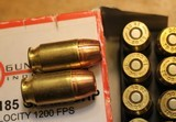 Guncrafter Industries .50GI 48 Rounds = 20 185 CHP 13 275 JHP 15 230 CHP Mixed - 12 of 15