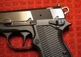 Elite Warrior Armament P35 Hi Power Stainless Steel 9mm by Chuck Warner - 5 of 25