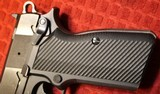 Elite Warrior Armament P35 Hi Power Stainless Steel 9mm by Chuck Warner - 6 of 25