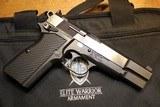 Elite Warrior Armament P35 Hi Power Stainless Steel 9mm by Chuck Warner - 2 of 25