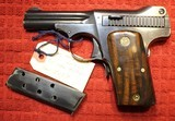 Smith & Wesson Model 1913 Self Loading Pistol In 35 Smith & Wesson Auto.
