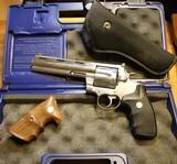 "Colt Anaconda 1993 MFG 44 Magnum 6"" Revolver Used"