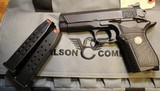 Wilson Combat EDC X9 9mm w 2 mags, Gold Post Sight and Hi Viz Sights - 5 of 25