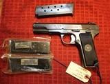 Yugoslavia Zastava Arms M57 7.62X25mm w 3 Magazines