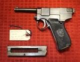 Italian Glisenti Model 1910 Semi-Automatic Pistol 9mm Glisenti NOT 9mm Parabellum