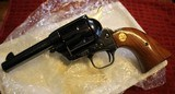 """Colt Single Action Storekeepers Model, Cal. 45 LC 3rd Gen 4"""" Royal Blue in Box - 4 of 25"""