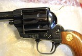 """Colt Single Action Storekeepers Model, Cal. 45 LC 3rd Gen 4"""" Royal Blue in Box - 6 of 25"""