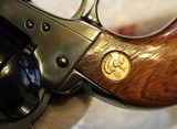 """Colt Single Action Storekeepers Model, Cal. 45 LC 3rd Gen 4"""" Royal Blue in Box - 25 of 25"""