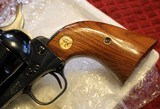 """Colt Single Action Storekeepers Model, Cal. 45 LC 3rd Gen 4"""" Royal Blue in Box - 7 of 25"""