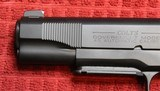 Colt 1911 Series 80 45ACP with some work by Chuck Rogers - 11 of 25