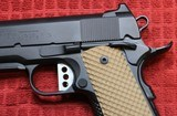 Colt 1911 Series 80 45ACP with some work by Chuck Rogers - 12 of 25