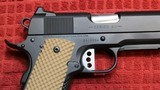 Colt 1911 Series 80 45ACP with some work by Chuck Rogers - 4 of 25