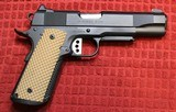 Colt 1911 Series 80 45ACP with some work by Chuck Rogers - 2 of 25