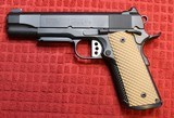 Colt 1911 Series 80 45ACP with some work by Chuck Rogers - 10 of 25