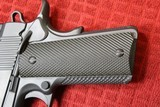 Kimber Warrior 1911 45acp with Custom work by Chuck Rogers - 3 of 25