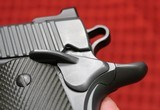 Kimber Warrior 1911 45acp with Custom work by Chuck Rogers - 11 of 25