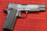 Kimber Warrior 1911 45acp with Custom work by Chuck Rogers - 8 of 25