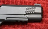 Kimber Warrior 1911 45acp with Custom work by Chuck Rogers - 9 of 25