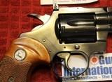 "Colt Diamondback 4"" Blue Steel 38 Special 6 Shot Revolver 1970 NO Box - 6 of 25"
