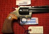 "Colt Diamondback 4"" Blue Steel 38 Special 6 Shot Revolver 1970 NO Box - 4 of 25"