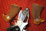 "Colt Diamondback 4"" Blue Steel 38 Special 6 Shot Revolver 1970 NO Box - 18 of 25"