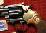 "Colt Diamondback 4"" Blue Steel 38 Special 6 Shot Revolver 1970 NO Box - 3 of 25"